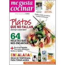 Revista Me Gusta Cocinar  Febrero 2015 Me Gusta Cocinar U2013 Febrero Me Gusta Cocinar Revista