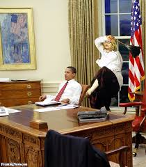 clinton oval office. Hillary Clinton Cleaning The Oval Office In 2016 I