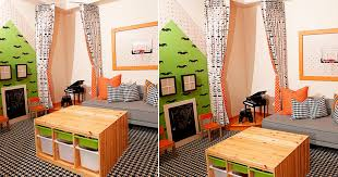unique playroom furniture. kids playroom table with storage under top unique furniture