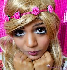 anime eye anese gyaru eyes makeup