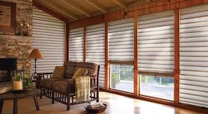 roller shades for sliding glass doors patio
