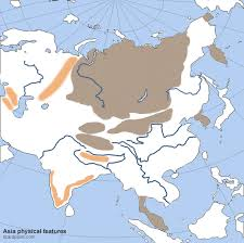 test your geography knowledge asia physical features quiz Map Asia Test map of asia map of asia test