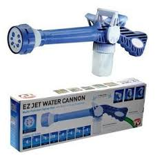 HEMJEX <b>Ez Jet Water Cannon</b> 8 in 1 Turbo Water Spray Gun for Car ...