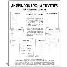 Anger-management-worksheets-for-kids- & Charming Activities For ...