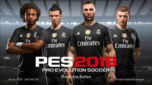 Comparte tus pasiones en taringa! Pes 2018 Real Madrid Digital Kit Startscreen By Zeropes Pes Patch