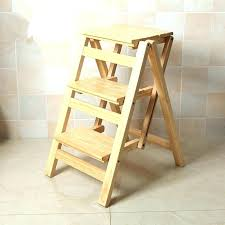ikea wooden step stool step stool ladder stool functional ladder stool chair bench seat wood step ikea wooden step stool