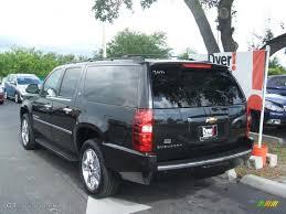 2010 Black Granite Metallic Chevrolet Suburban LTZ #30432042 Photo ...