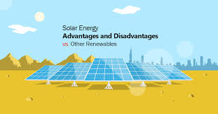 Advantages And Disadvantages Of Natural Gas Solar Energy Advantages And Disadvantages Vs Other Renewables