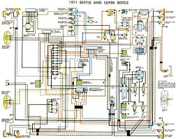 vw beetle wiring diagram wiring diagram 1969 71 beetle wiring diagram thegoldenbug