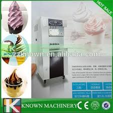 Self Service Ice Cream Vending Machine Custom Automatic Running Selfservice Soft Vending Ice Cream Machine View