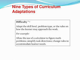 Accommodations And Modifications Ppt Download