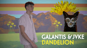 Galantis & JVKE - <b>Dandelion</b> [Official Lyric Video] - YouTube