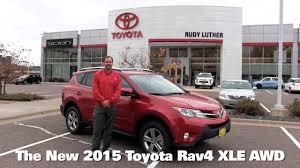 The New 2015 Toyota Rav4 XLE AWD Minneapolis St Paul Golden Valley ...