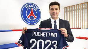 باريس سان جيرمان يمدد عقد بوكيتينو حتى 2023