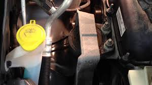 ford focus engine mount vibration repair
