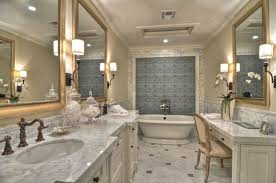 traditional bathroom lighting ideas white free standin. Master Bathroom Remodel - Luxurious Design With Granite And Marble \u2013 Home Decor Studio Traditional Lighting Ideas White Free Standin N