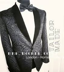 Patterned Tuxedo Classy Pinterest 48 Wedding Evening Pattern Paisley Damask Jacket