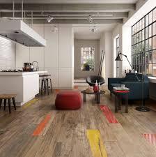 hardwood and tile floor designs. Beautiful And View In Gallery Weatheredwoodlookporcelaintilekitchenfloorabk On Hardwood And Tile Floor Designs E