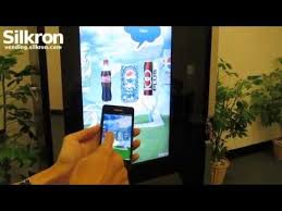 Smart Vending Machines Awesome Mobile Vending Machine With Silkron Smart Vending Solution YouTube