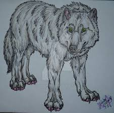 Dire Wolf Size Chart Dire Wolf Facts And Pictures