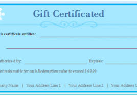 Make Your Own Gift Certificate Templates Free Create Gift Certificate Template Gift Certificate Templates To Make