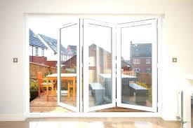 wonderful accordion glass doors medium size of folding patio doors folding patio doors large folding patio