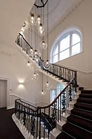 lighting for stairways. offices for international shipping company shh lighting stairways