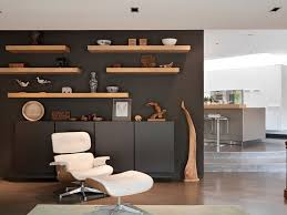 installing floating wall shelves