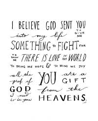 Beautiful Gift Quotes Best of Saylor Is Such A Beautiful Gift From GOD After Such A Loss Of Our 24