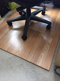 i had some leftover old pergo engineered wood flooring i wasn t using from an old home improvement project i snapped together 4 pieces to create the