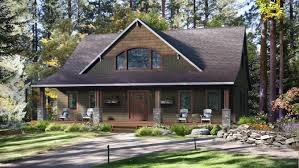 Beaver Homes and Cottages   PrescottExterior Rendering Exterior Rendering  Prescott Floor Plan