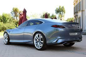Sport Car Garage: Mazda Shinari Concept