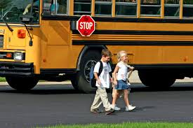 Image result for children on school bus