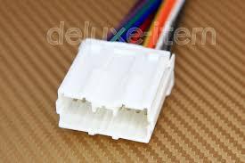 mitsubishi dodge car stereo radio wire wiring harness mi7001 70 car stereo wiring harness plugs for mitsubishi dodge