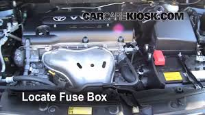 replace a fuse 2008 2015 scion xb 2010 scion xb 2 4l 4 cyl locate engine fuse box and remove cover