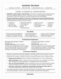 Startup Resume Sample Sample Startup Budget For Nonprofit Fresh Event Coordinator Resume 11