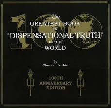 Details About Dispensational Truth 100th Anniversary Edition By Clarence Larkin 1918 1920