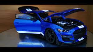 Посмотрите твиты по теме «#maisto» в твиттере. Buy Or Pass 1 18 2020 Shelby Mustang Gt500 In Blue By Maisto Youtube