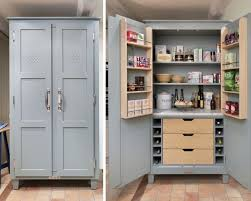 chic kitchen storage cabinet freestanding pantry wanderpolo decors finest