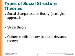 chapter social structure theories ppt video online types of social structure theories