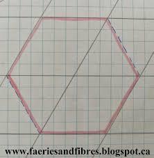 Hexagon On Graph Paper Zlatan Fontanacountryinn Com