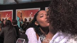 lisa raye explains affectionate relationship with daughter Lisa Raye Wedding Video Invitation lisa raye explains affectionate relationship with daughter hiphollywood com youtube Queen Latifah Wedding