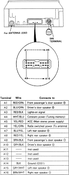acura cl radio wiring diagram acura wiring diagrams