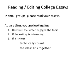 this i believe rdquo poems to open this i believe overview examples reading editing college essays in small groups please your essays