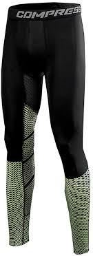 <b>Findci Men</b> Athletic Running Basketball Trousers <b>Compression Long</b> ...