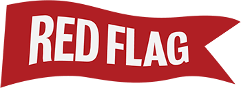 Image result for red flag