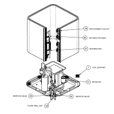 Carrier a c unit parts model 25vna036a0030040 sears partsdirect wiring diagram