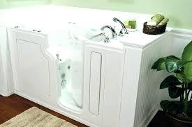 how much does a walk in bathtub cost amusing home trend about bathtubs safe step bathtub
