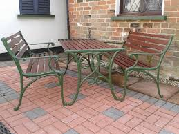 lawn furniture home depot. Dining Room : Does Cast Iron Patio Furniture Rust Dot Home Depot Heavy Duty Lawn L