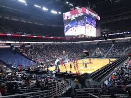 Smoothie King Center Basketball Seating Chart Smoothie King Center Section 105 New Orleans Pelicans